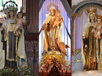 JULIO… Mes de la Virgen del Carmen.